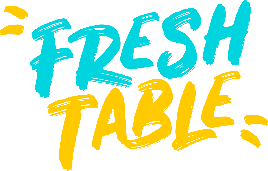 Freshtable_Typography