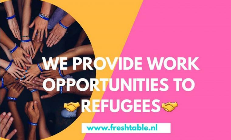 Waarom het belangrijk is om arbeidsmarkt integratie voor vluchtelingen te bevorderen